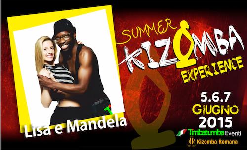 Kizomba Experience con Lisa e Mandela