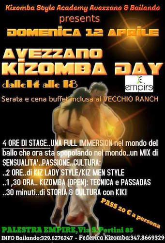 Avezzano Kizomba Day