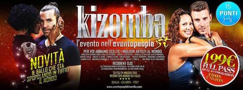 Kizomba - eventopeople festival 2015
