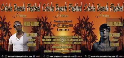 Criola Beach Festival 5° edizione