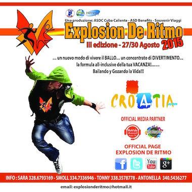 Explosion de Ritmo III edizione