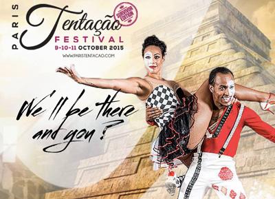 Paris Tentaçao 2015 - Eventi in Italia e all'Estero
