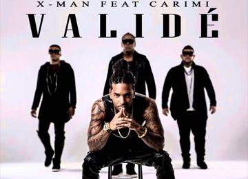 X-Man feat Carimi Validé