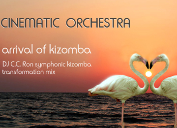 arrival of kizomba