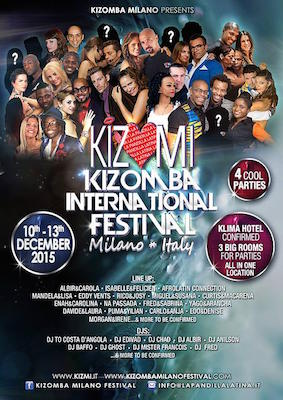 Kizomba International Festival - Kizmi 2015