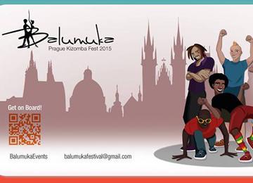 Prague Kizomba Festival dall'11 al 15 novembre