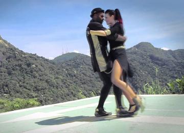 Tony Pirata & Sophie Fox - Rio de Janeiro Brazil 2014