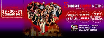 3° Firenze Kizomba Meeting3° Firenze Kizomba Meeting