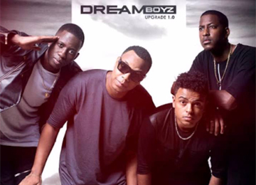 Dream Boyz - Corpo no Meu
