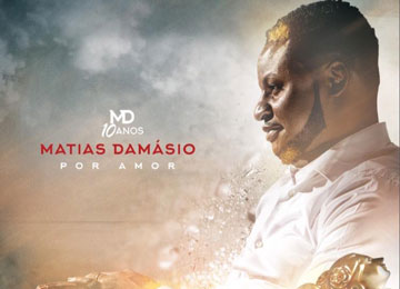 Matias Damasio - Classifica Kizomba Gennaio 2016 Top 10
