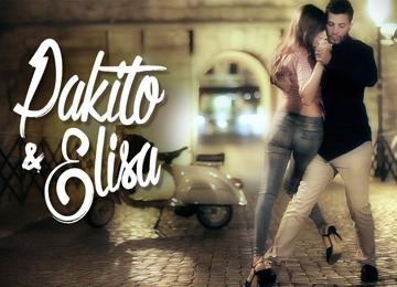 Pakito & Elisa - Impro kizomba