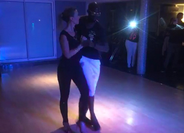 Stephane & Katia - French Kizomba Flair