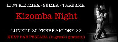 Kizomba Night a Pescara