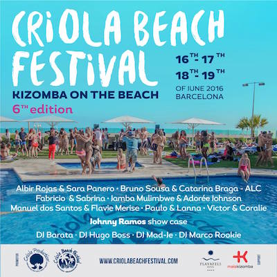 Criola Beach Festival 2016