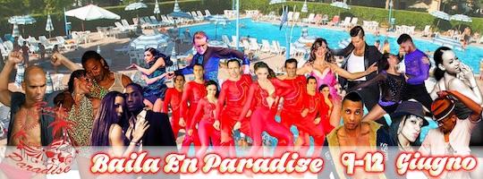 Baila en Paradise 2016