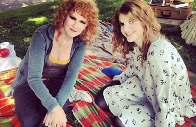 Chiara e Fiorella Mannoia - Mille passi