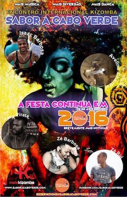 Sabor a Cabo Verde 2016