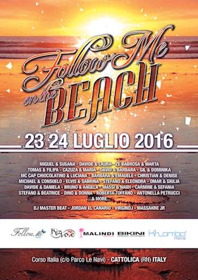 Follow Me - International Kizomba Festival a Cattolica