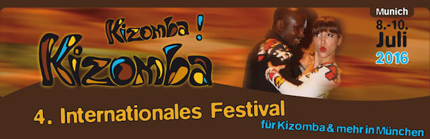 Kizomba Kizomba 4 international festival Monaco
