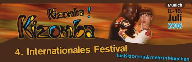 Kizomba Kizomba 4 international festival Monaco