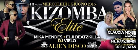 Mika Mendes e Elji Beatzkilla in concerto il 1 giugno a Roma