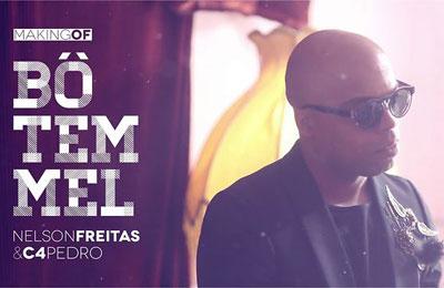 Nelson Freitas feature C4 Pedro - Bo tem mel
