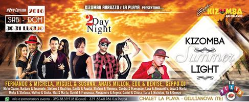 Kizomba Summer Light 2016