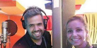Luciana Abreu feature Daniel Santacruz - Tu e Eu