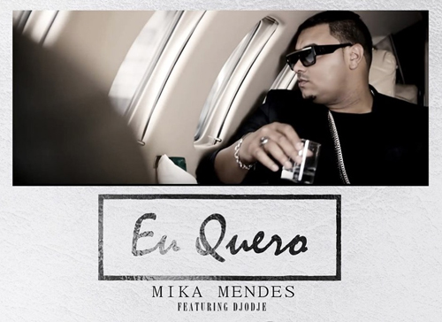 """Mika Mendes con  """"Eu quero"""" conquista il primo posto nella classifica kizomba agosto 2016"""