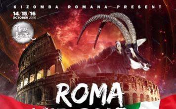 Roma Kizomba Festival 2016 Festa do Semba
