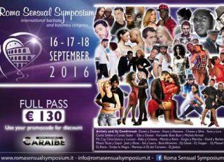 Symposium 2016 Guidonia (ROMA)