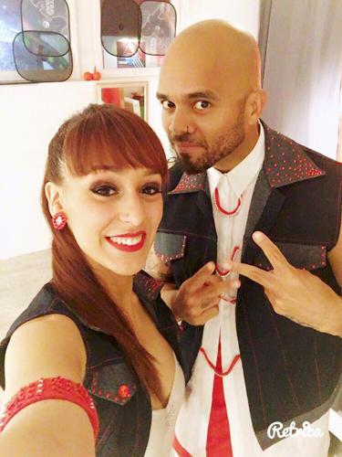 Albir Rojas & Sara Panero