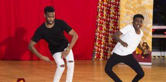 Nat & Dany NKM - Amazing Afro Show al Kizomba Festival di Stoccarda