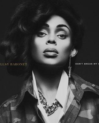 Shellsy Baronet - Don't Break My Heart
