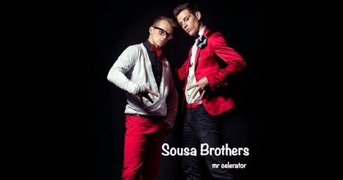 Sousa Brothers feat Dj Satxibala - Mr Celerator