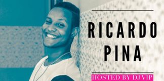 Ricardo Pina feature Dj Vip - Muzubia