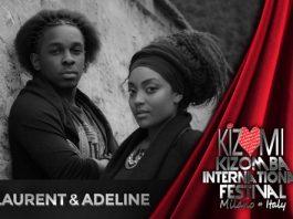 Laurent & Adeline Urban Kiz Show al KizMi 2016