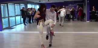 Lourenço Marques & Sara Panero a Studio LMK Danse