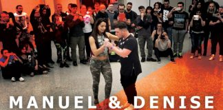 "Manuel & Denise - Kizomba Fusion ""Let Me Love You"""