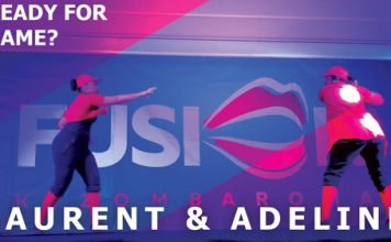 Laurent & Adeline UrbanKiz Dance Show