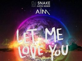 Atim feature Justin Bieber - Let Me Love You (kizomba remix)