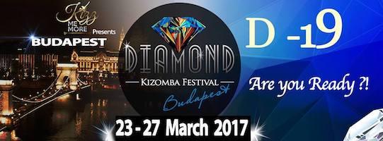 Diamond Kizomba Festilval Budapest