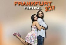 Eider & Marcela kizomba with tango tricks workshop al Frankfurt Festival 2017
