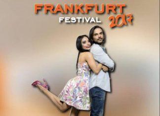Eider & Marcela kizomba with tango tricks workshop al Frankfurt Festival 2017