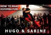 Hugo & Sabine workshop al Francoforte Festival 2017