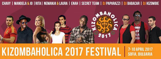 KizombaHolica Festival Sofia Bulgaria