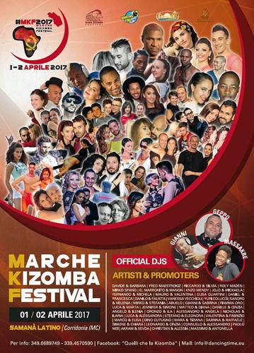 MKF 2017 (Marche Kizomba Festival)