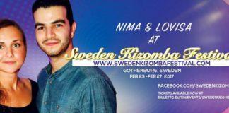 Nima & Lovisa Urban Kiz Dance in Sweden Kizomba Festival 2017
