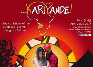 Mike Even's & Macarena stage UrbanKiz a Karipande 2017