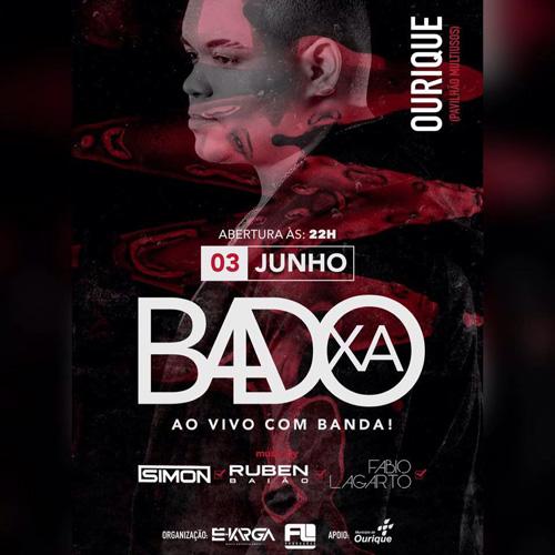 Badoxa concerto Portogallo 3 giugno 2017